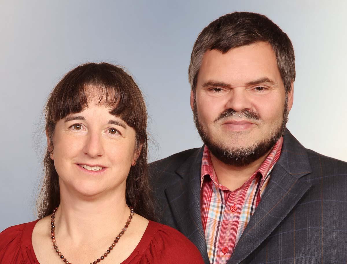 Geschäftsführer: Frau und Herr Kemmling